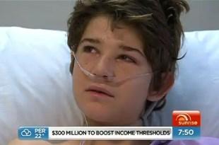 La macabra broma que dejó sin dedos al niño autista