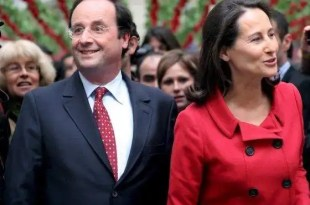 Exmujer de Hollande critica la gestión del primer año de mandato