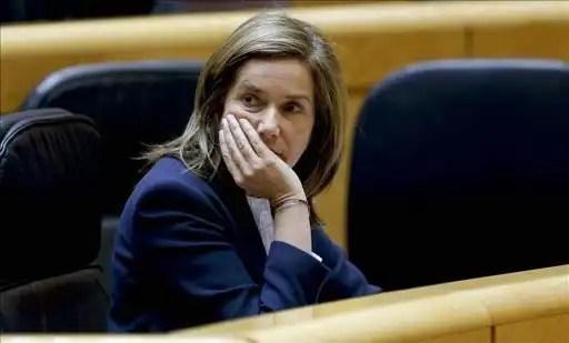 Ana Mato La ministra mas irresponsable de Rajoy