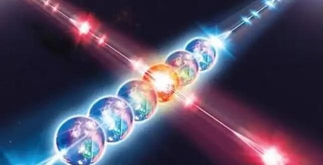 Ciencia: Entrelazan dos partículas a través del tiempo