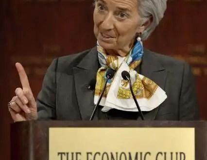 Detienen al exjefe de gabinete de Christine Lagarde por el escándalo Tapie