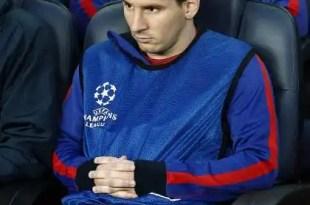 Messi ha pagado en los últimos días 10 millones a Hacienda por derechos de imagen