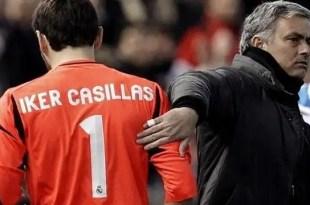Cómo se deshizo Mourinho de Iker Casillas en su despedida