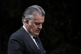 Luis Bárcenas se convierte en la estrella de la cárcel
