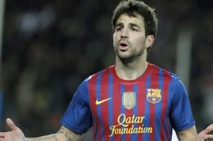 El Manchester United quiere fichar a Cesc Fábregas y ofrece 29 millones de euros