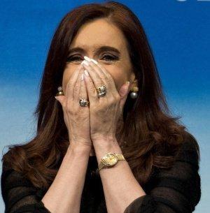 Cristina Fernández de Kirchner ya es abuela