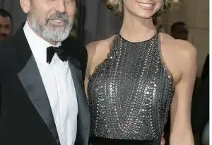George Clooney separado de su última novia