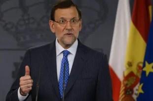 Rajoy dice que no va a dimitir