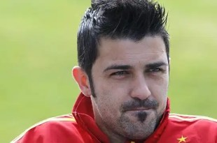 El Atlético ficha a David Villa