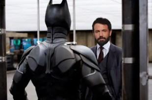 Ben Affleck encarnará el nuevo Batman