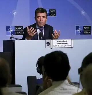 La OTAN no participará en el ataque a Siria