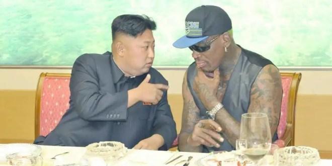 Dennis Rodman revela que Kim Jong-un tiene una hija