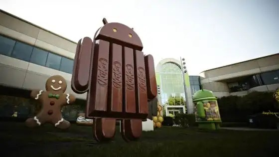 Conoce los cambios y mejoras de Android 4.4