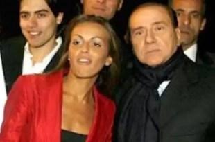El casamiento secreto de Berlusconi con su novia de 28 años - Fotos