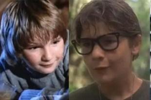Joven actor de los '80 cuenta que sufrió abusos en la infancia - Fotos