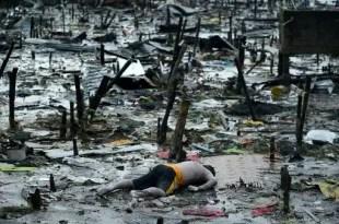 El Tifón Haiyan deja 10.000 muertos en Filipinas