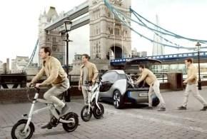 Conoce las nuevas bicicletas eléctricas y plegables - Fotos