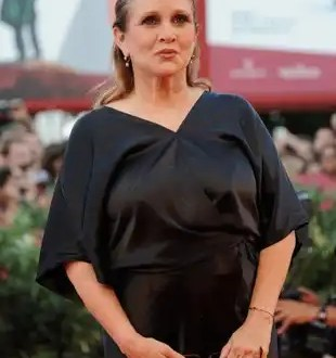 La princesa Leia recae en las drogas - Fotos