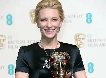 Cate Blanchett le dedica su premio a Phillip Seymour Hoffman