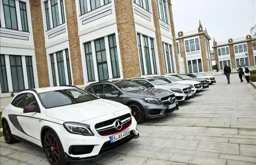 Mercedes-Benz GL-45 - Equipamiento, modelos y Precios
