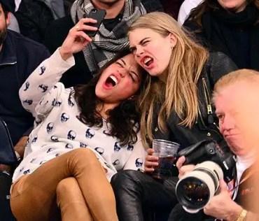 Cara Delevingne y Michelle Rodríguez están noviando-5