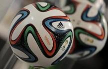 Mira cómo se fabrican los balones del Mundial de Brasil-2