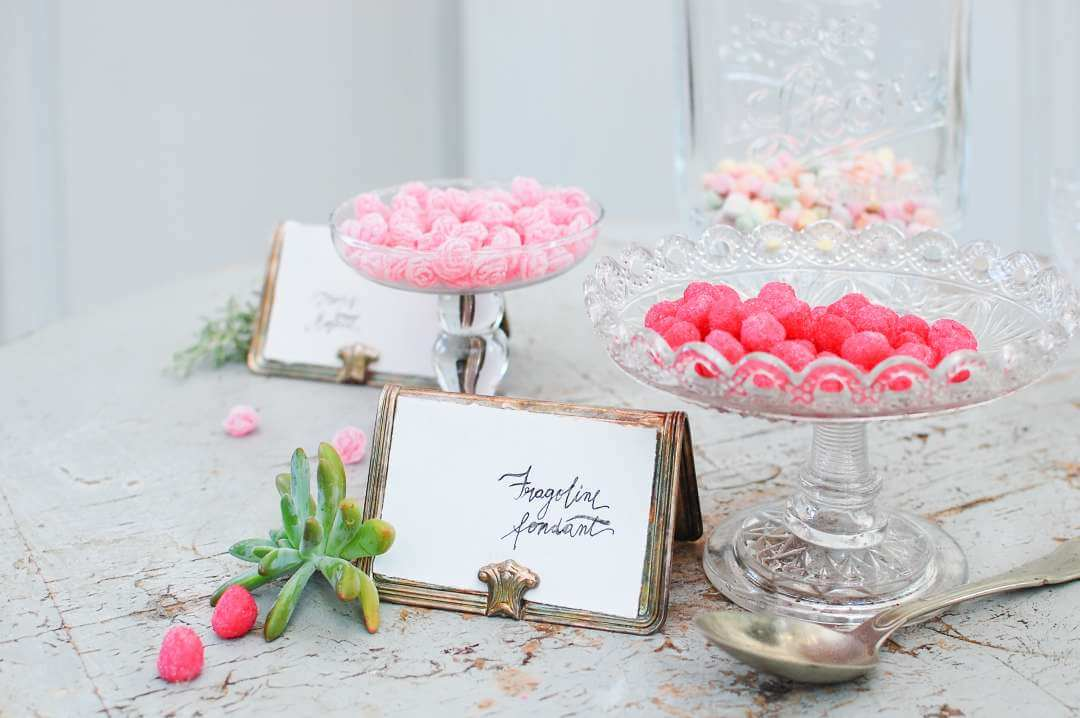 Pastiglie Leone per personalizzare le tue nozze in modo creativo
