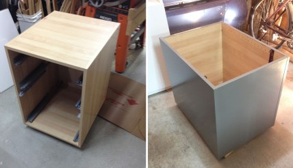 An old pedestal gets a new lease on life