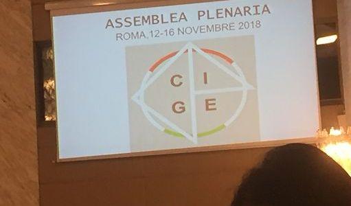 Assemblea Plenaria, 12-16 novembre 2018