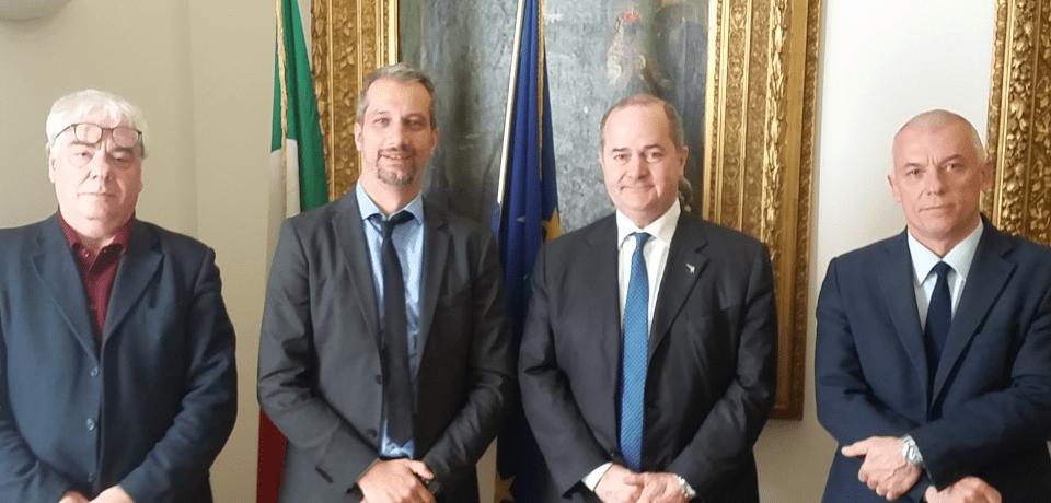 COMUNICATO STAMPA – Incontro del CGIE con il Viceministro Dario Galli