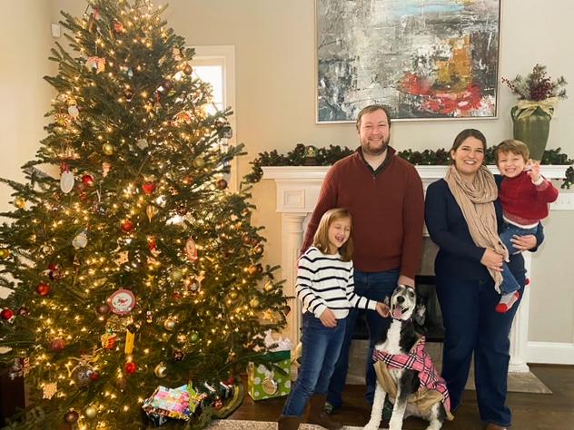Megan Samples Family - SitterTree - Smyrna, GA