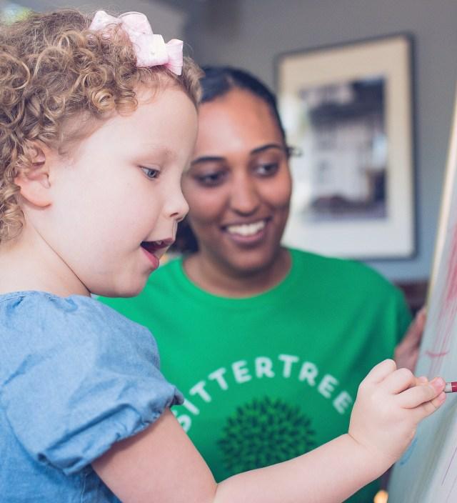 SitterTree Hospital Network Backup Childcare