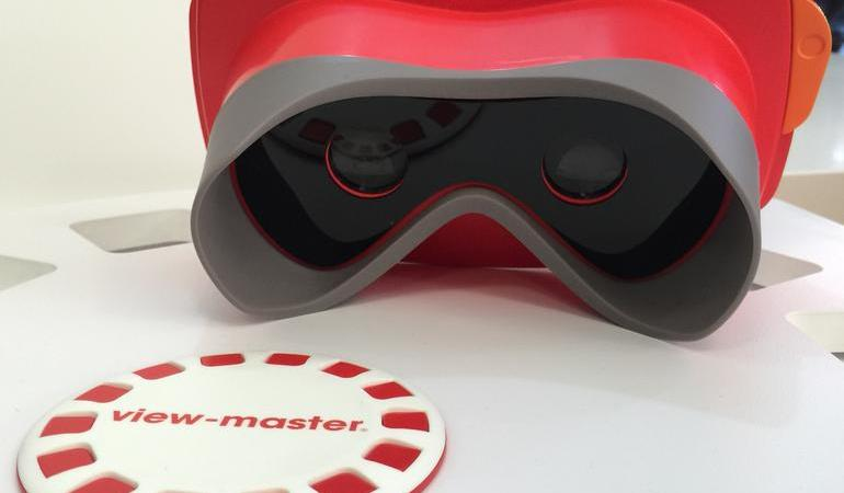 Hands-on with Mattel's new AR, VR View-Master