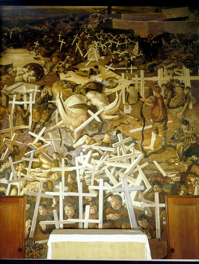 Stanley Spencer, The Resurrection of the Soldiers