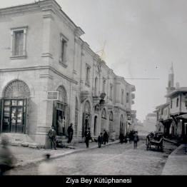 Ziya Bey Kütüphanesi