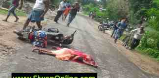 accident in tarwara