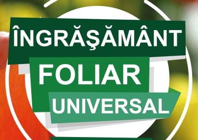 Eticheta Nutriplant Universal 1L