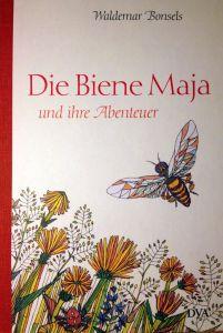 Biene Maja – Titel der Jubiläumsausgabe der Auflage von 1926 (Foto: J. Aspelmeier)