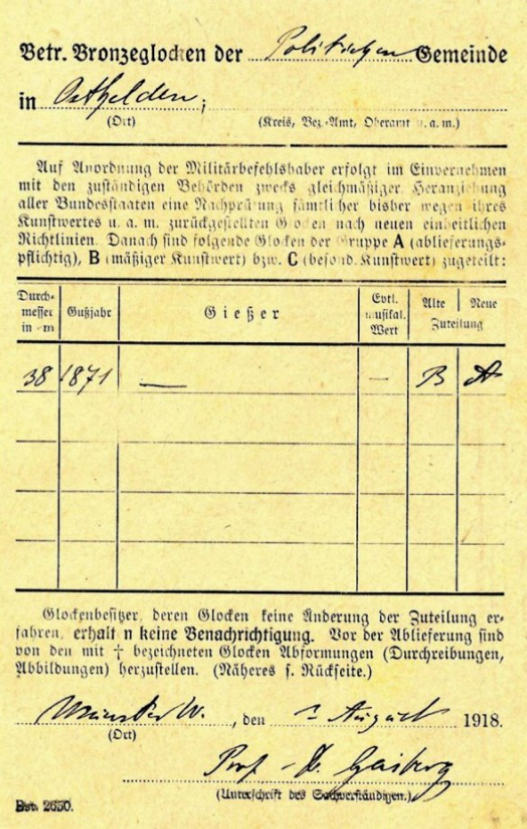 Postkarte Glocken Rückseite002