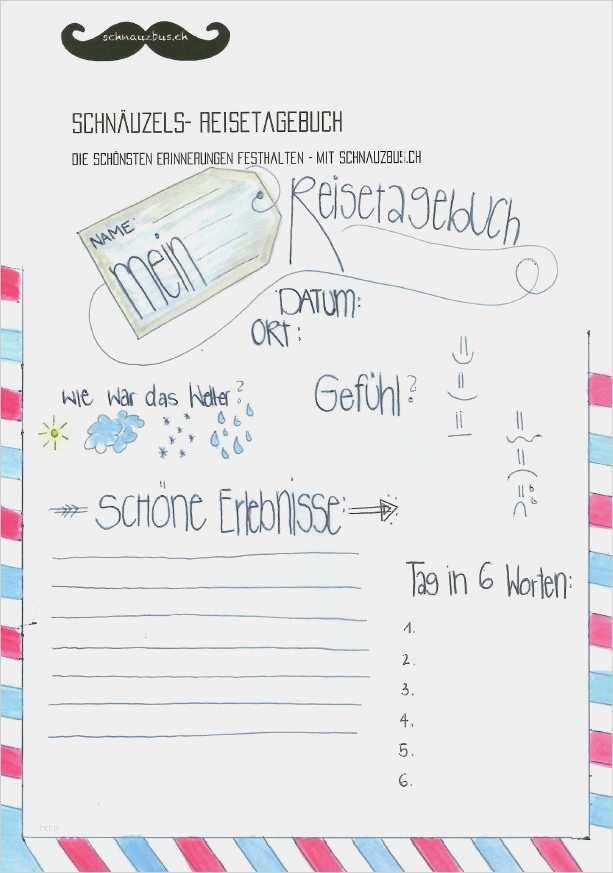 Wohnmobil Tagebuch Vorlage