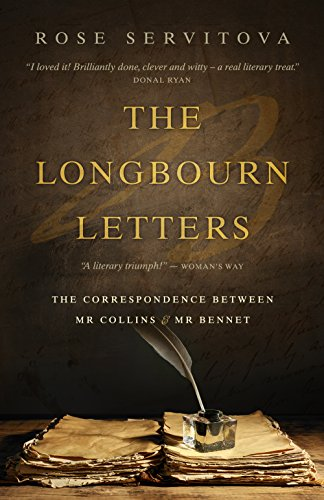 the longbourn letters by rose servitova
