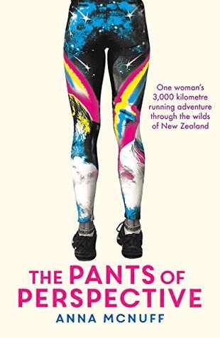 The pants of perspective by Anna McNuff