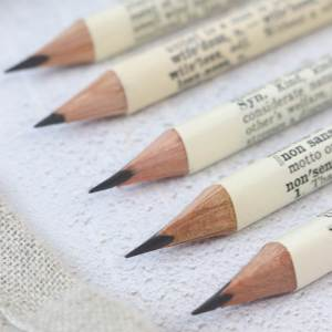 crossword dictionary pencil set