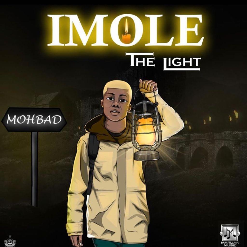 Album Mohbad Light Imole EP Mp3 Download