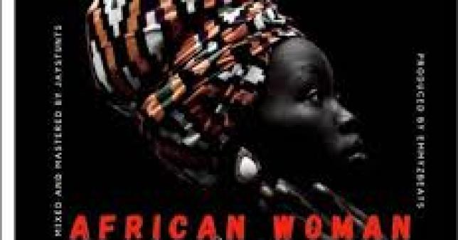 Bracket – African Woman 1