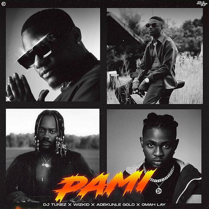 DJ Tunez Ft. Wizkid Adekunle Gold Omah Lay – Pami Instrumental