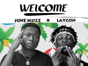 June Muzz Welcome artwork