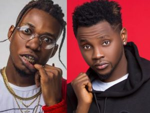 King Perryy ft Kizz Daniel – Look at your waist