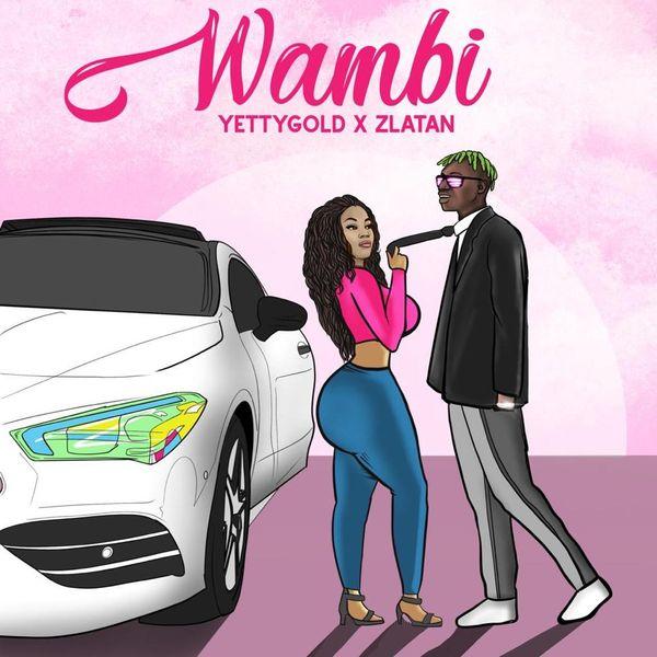 Yetty Gold Wambi Artwork 1