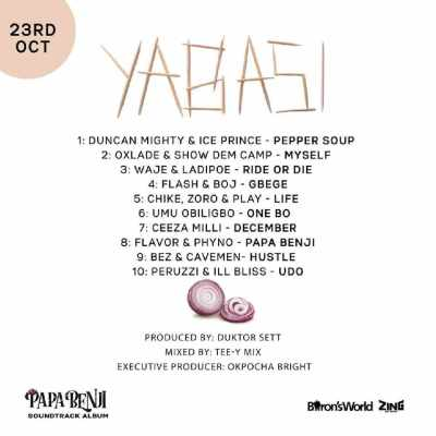 Basketmouth ft. Duncan Mighty & Ice Prince – Pepper Soup